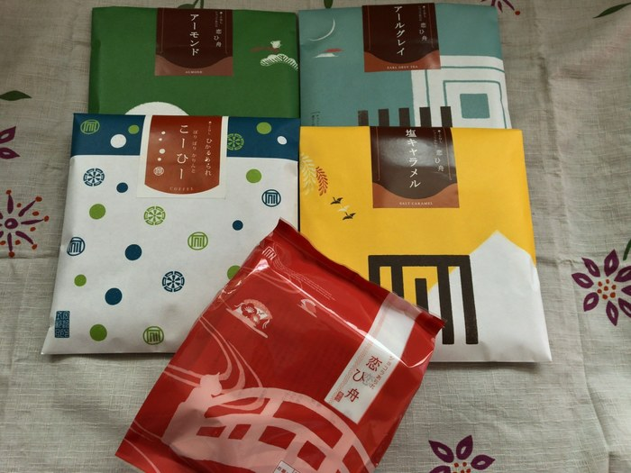 ポップで可愛いパッケージは、気の負わないちょっとしたプレゼントにぴったり。あの人にはどれをあげようかな…♪と選ぶのも楽しそうですね。