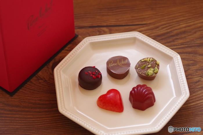 甘いものが苦手のあの人に。バレンタインのチョコ以外の贈り物。