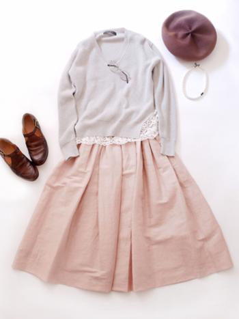 いかがでしたか?秋でも、リネン素材の洋服を取り入れたコーディネートがこんなに楽しめるんです。これからの季節も、リネンを味方につけて、いろいろなリネンのコーディネートを楽しんで下さい♪