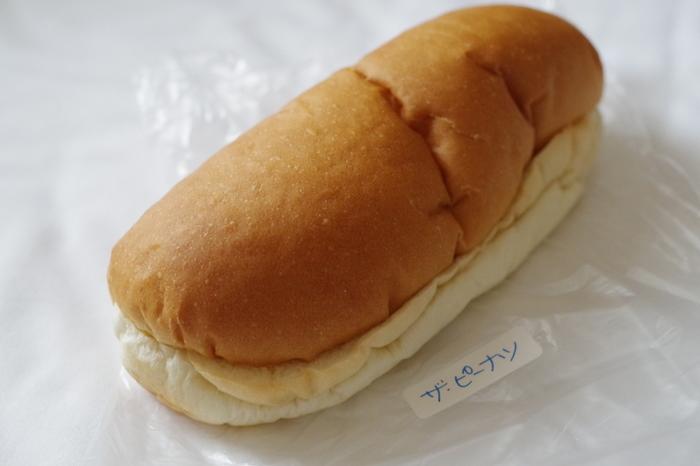 本店をおすすめする理由はコッペパンの美味しさが格別だから。何も塗らずにパンだけ食べても美味しいと思えるほどにフワフワでしっとり感があります。