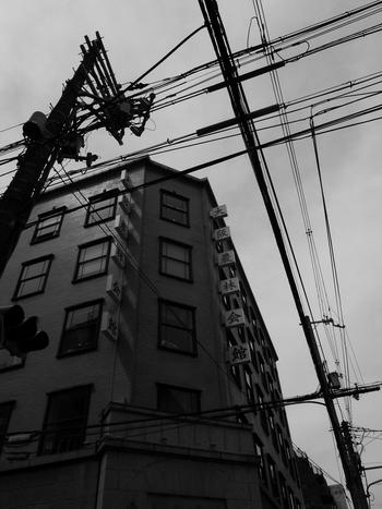 昭和5年に三菱商事大阪支店として建築されたレトロなビル、大阪農林会館にstratoはあります。現在はオシャレなショップや美容室、事務所などが入っているテナントビルです。