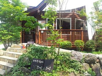 「子供連れでものんびりカフェで過ごしたい」 そんなときはぜひこちら、「絵本屋・Cafe ぷーじ&ぷーば」へ♪