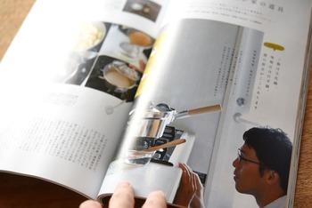 白ごはん.comを中心に現在はWEBや雑誌などで幅広く活躍しています。不定期ではありますが、ワークショップや料理教室を開き、直接和食の美味しさや素晴らしさを伝えています。