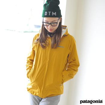 その高機能でありながらデザイン性の高さも定評のあるpatagonia。 女性の体のラインもキレイに見せてくれるアイテムが多数揃っています。