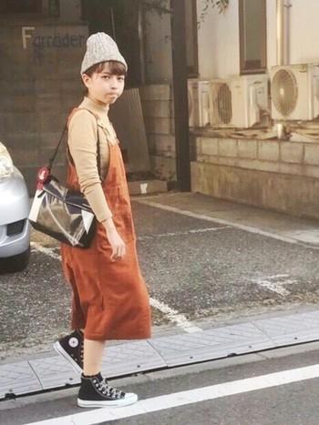 こちらはショルダーバッグの「F553 LOU」。 女の子にも使いやすい大きさです。コンパクトですがスマホやノート、お財布、ポーチやおやつなども入って日常使いしやすそう。