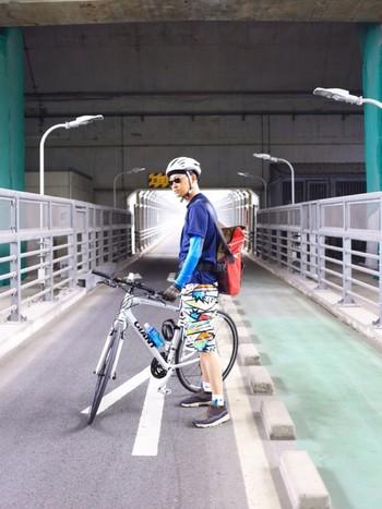 バックパックを背負って荷物はもてるだけ、自転車でどこまでも~♪ そんな旅がしてみたいです。