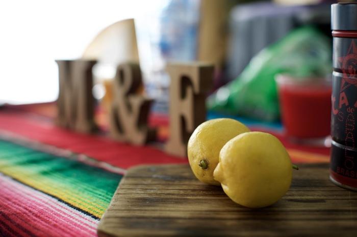 こだわるならレモンは国産の有機レモンを選びたいですね。