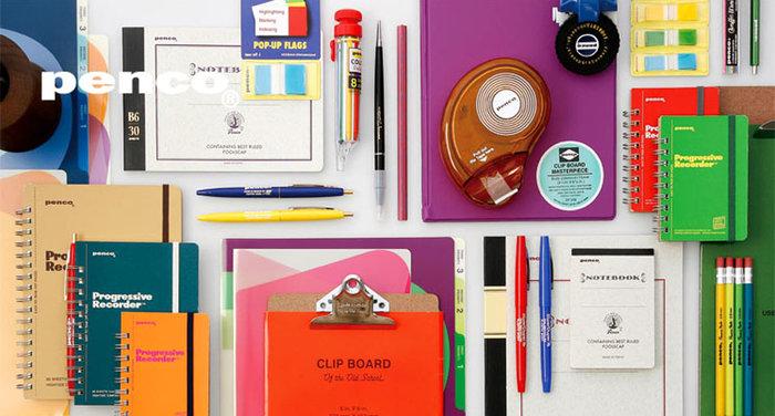 ステーショナリーメーカーの『HIGHTIDE』は、文房具が好きな人にはあっ!とわかる、有名なメーカー。おしゃれな文房具、雑貨などを企画・販売しています。