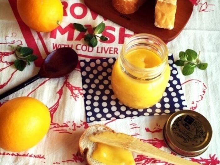 レモンをたっぷり使ったレモンカード。そこから広がるお菓子の数々。 ぜひ味わってみて下さいね♪
