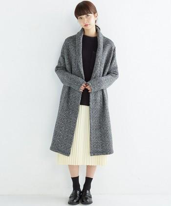 寒くなってきたら、サッと羽織ってちょっと外出できる。そんなかわいくてキュートなアイテムは、これからの時期にピッタリ。ぜひ、チェックしてみてくださいね。