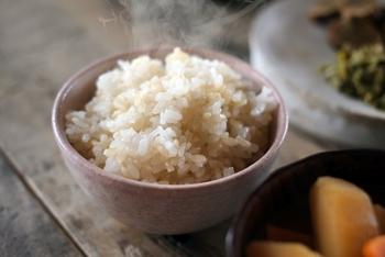 面倒な手間なし! 玄米は「びっくり炊き」で簡単に美味しく炊けるよ