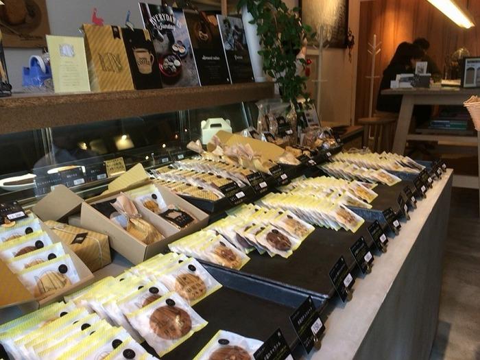 北海道産の素材を使って手作りしているソフトクッキー。休みの日にゆっくりといただきたいですね。
