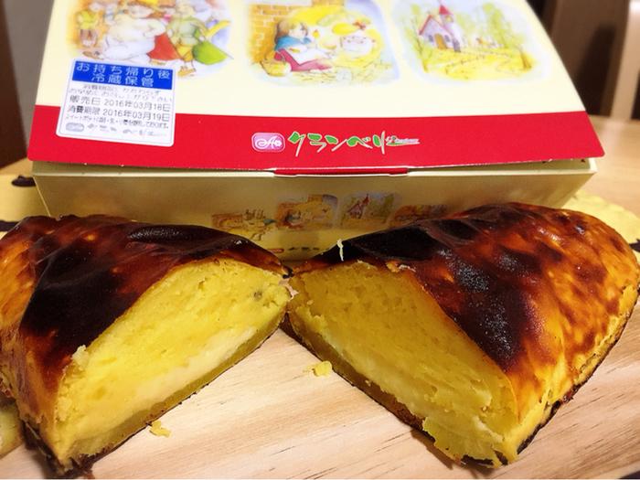 帯広の老舗洋菓子店で、40年以上愛されているスイートポテト。甘さ控えめな優しい味わいです。 物産展などでも出店していて人気です。