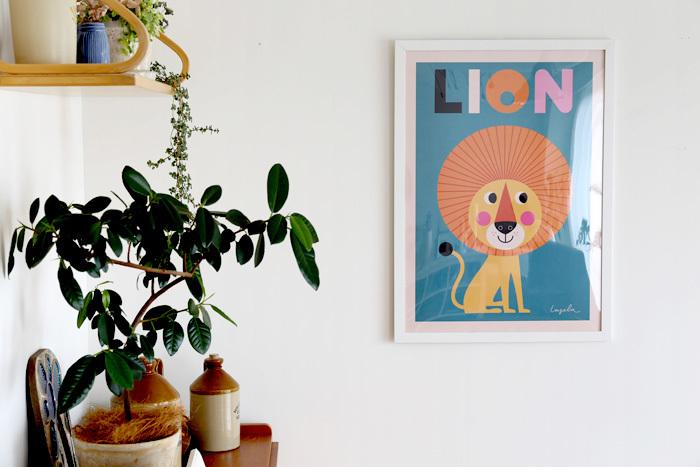 キュートでポップ、愛嬌たっぷりの動物シリーズが人気です。空間がパッと明るくなり、子供部屋にもおすすめです。