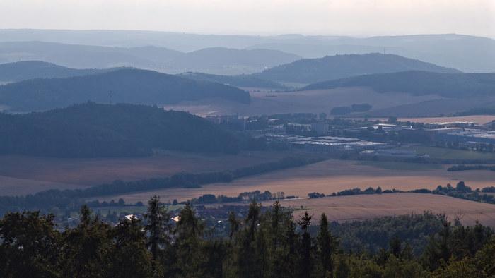ヨーロッパ有数の国際河川、ドナウ川の支流でもあるモラヴァ川流域に広がるモラヴィアは、美しい丘陵地帯がどこまでも続いています。