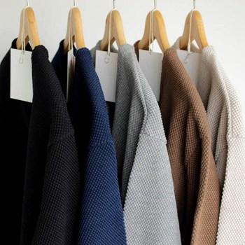 三重県四日市市日永にある着楽は、メンズだけでなくレディースも充実しています。服飾やアクセサリー、台所用品までこだわりのラインナップが魅力です。Amorpropioが好きな人たちにぜひ、足を運んでもらいたいです。