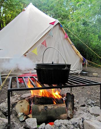 煮ものからシチュー、定番のカレーも実は冬のデイキャンプのほうが良いと思います。 参鶏湯は体の芯から温まりそうです。