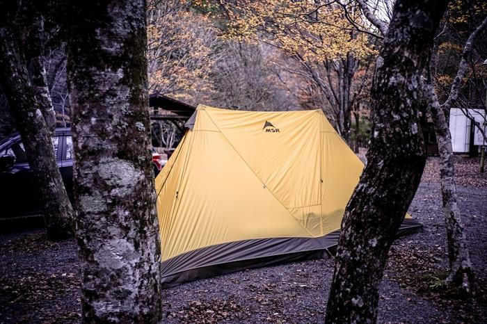 物作りは苦手!という方はお金をかけて、テントを購入しましょう。 屋内におけるテントもありますし、もちろんお庭などに離れとして設置意するのもいいですね♪