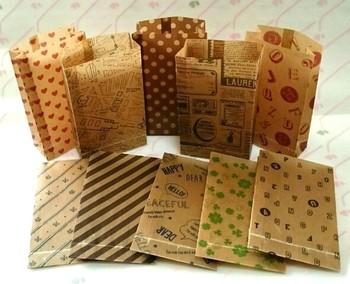 マチもつくってしっかりと縫えば、保存用としても使えるくらいの立派な袋にもなります。