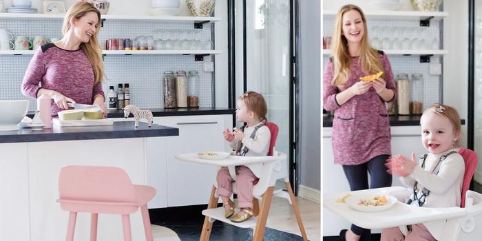 北欧ストッケ社から「誕生から10歳まで」使える革新的なチェアが発売!