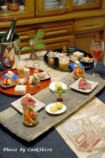 おせち料理は日本の伝統文化と呼べる、大切にしていきたい文化です。子どもたちにも「お正月にはおせち料理を食べる」という文化を伝えていきたいですよね。でもやっぱり美味しく楽しく味わいたいもの。洋風でもちゃんと楽しめるおせち料理を、ぜひ作ってみてくださいね!