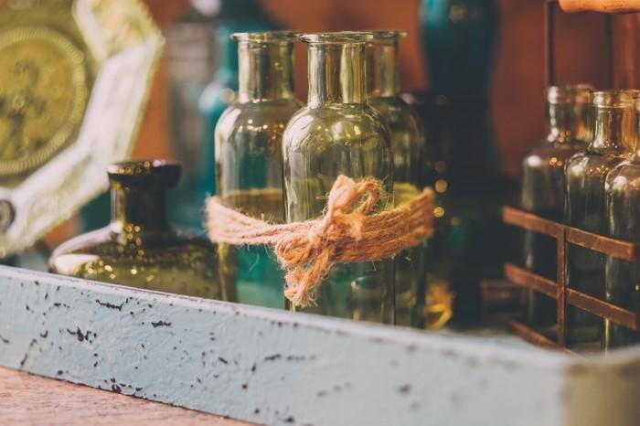 瓶はよく洗いきちんと消毒をしましょう。 消毒があまいと、よいチンキが作れません。
