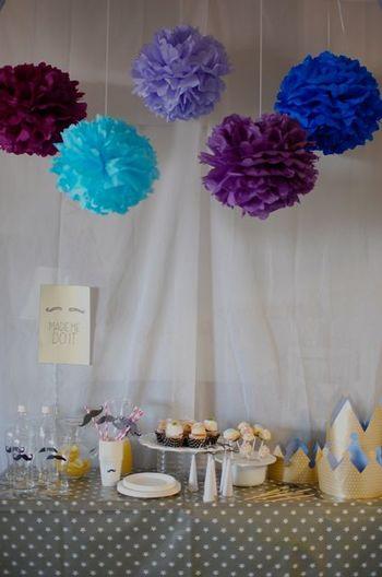 パーティのときにも、ちょっとした記念日にも。食卓を華やかに演出してくれます。