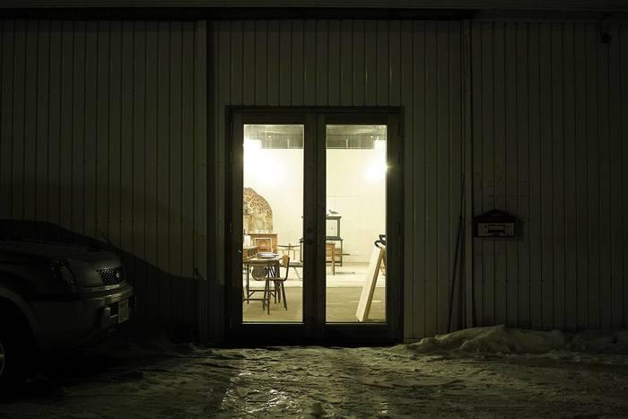 「guild Nemuro」は東京のアートブックショップでスタッフとして働いていた中島孝介さんが、根室に移住しオープンしたお店。