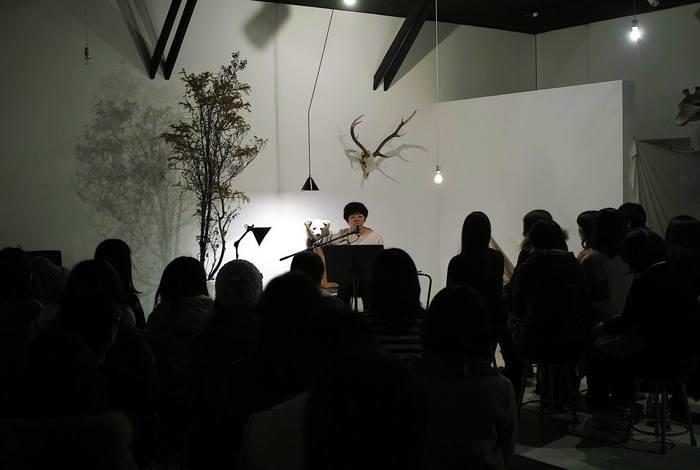 また、アーティストを招いての店内ライブも開催されており、まさに道東の文化発信の中心スポットともいうべきお店になりつつあります。