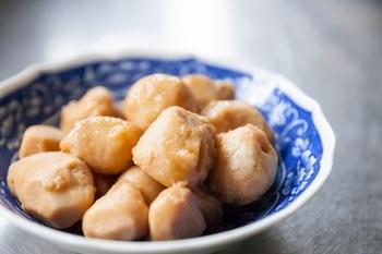 和食だけでなく、洋食にもスイーツにも幅広く使える里芋。嬉しい効能もたくさんの健康食材な上に、いも類の中でもヘルシーなので、普段のじゃがいも料理を里芋に代えてみるのもいいかもしれませんね。是非、里芋を使った健康レシピを試してみて下さい♪