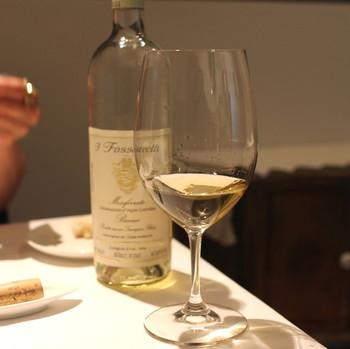 お料理もワインに良く合うものばかり。サービスも満点!特別な日に、大切な人と一緒に訪れたいお店です♪