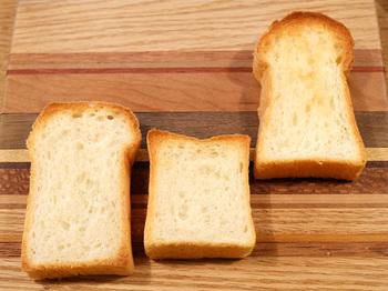 パンの王道と言えば食パンですよね! いつも口にするものだからこそこだわりたいもの。 朝のお供にいかがですか?