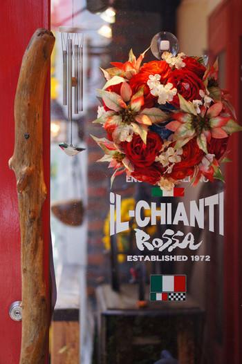 深夜まで営業している「iL-CHIANTI ROSSA」。こんな時間にお腹が空いた…なんて時には、是非訪れてみてくださいね♪