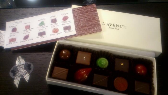 これは、是非とも食べて頂きたいチョコレート! そして、お菓子とは思えぬ美しさも兼ね備えています。 一粒一粒に重みがあるので、この味わいは忘れないものとなるでしょう。