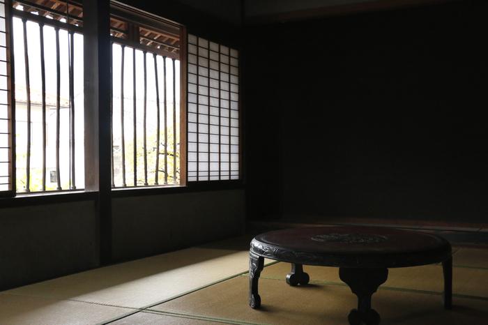 近年では少なくなってきている畳のお部屋で、のんびりとしたひと時を過ごすことが出来そうです。