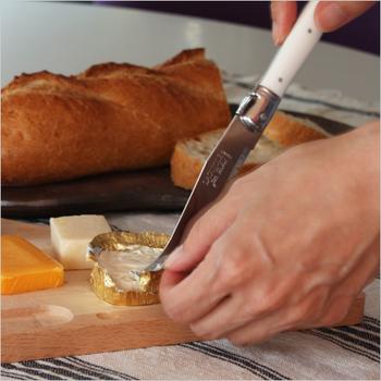 ラギオールナイフを探していると目にする、ライヨールという言葉。 ラギオール?ライヨール?どちらが正しいのでしょうか。  実はこれ、フランスの方言なんです。 南部地方ではライヨール、北部ではラギオールと発音され、どちらも同じ意味を持ちます。