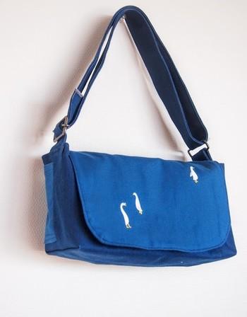通園バッグやリュック。これは指定の物やバッグの種類も違うので確認が必要です。バッグは難しいですが挑戦してみてもいいですね。
