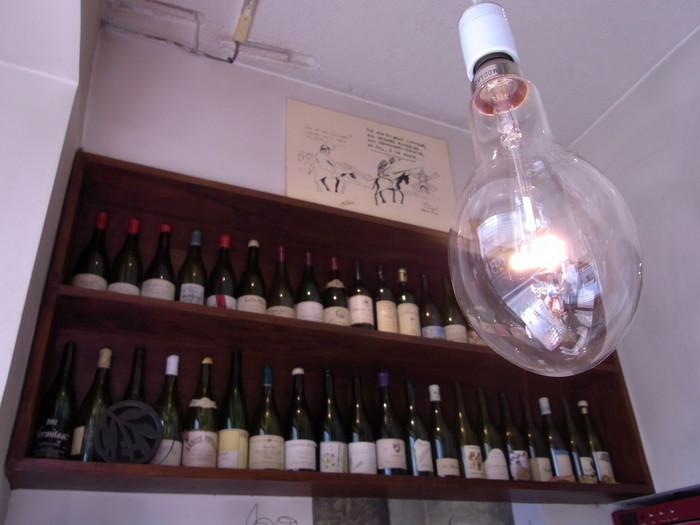 ビオワインをメインにラインナップも豊富なので、ぜひお店の方にオススメのワインを尋ねてみて下さいね。