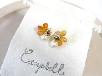 ひと味違う「Campbell(キャンベル)」のアクセサリーで、周りにグッと差をつけて!
