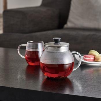紅茶用品も充実。「HARIO(ハリオ)」のティーポットで紅茶をもっと楽しもう♪