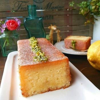 フランスの伝統菓子。  「週末を一緒に過ごす大切な人と食べるお菓子」 というのはなんだかロマンチックなお菓子ですよね。