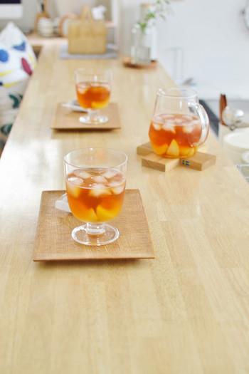 食卓にキラキラとした存在感を。初夏にピッタリ!涼しげな『ガラス食器の世界』