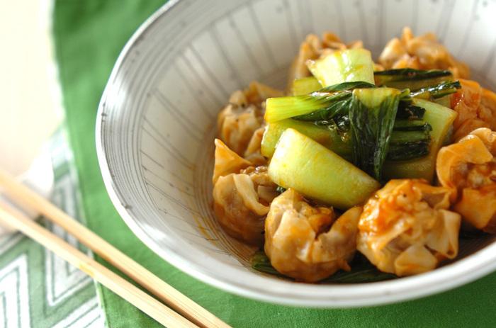 野菜を摂りたいときにも最適なこちらのレシピ。お弁当のおかずの一品に困ったときにも役立ちそうですね!
