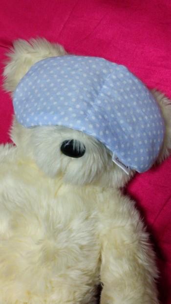 眼精疲労や頭痛がおきたときに、目の上に当ててアイピローとして使うのもアリです。体の冷えが気になる場所に使ってみて下さい。