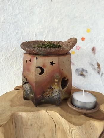 お茶を焚いてリラックス♪ 自家製ほうじ茶も作れる「茶香炉」のすすめ
