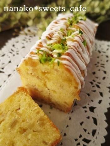 ジンジャー味のケーキも珍しくて、普段の味に飽きた頃にチャレンジしてみてはいかがでしょうか。生姜の身体を温める効果や喉がつらいときにも優しいレシピです。寒い季節の女性の身体にとって、生姜は何かと頼もしくてうれしいですよね。