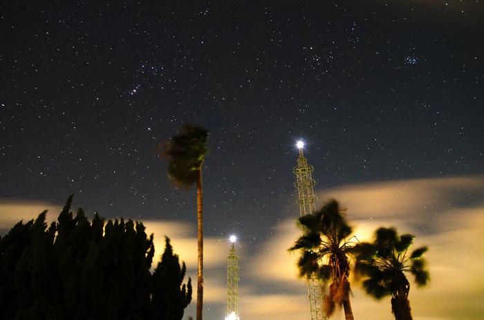 淡路島では、見上げると満天の星空が広がります。 知っている星座はありましたか?