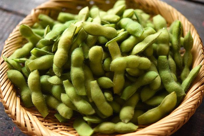 こんなレシピもあるんです♪栄養たっぷり「枝豆」の茹で方・食べ方