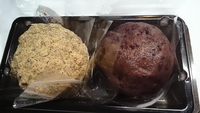 「発酵食堂カモシカ」で人気の「おはぎ」もここでお土産に出来ます。
