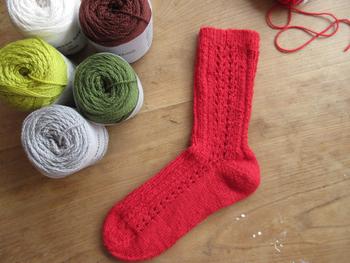 『靴下を編むワークショップ』や『ベルギーリネンの糸で編むカーディガン』など、不定期でワークショップの開催も!興味のある方は、ホームページをこまめにチェックしてみてくださいね。